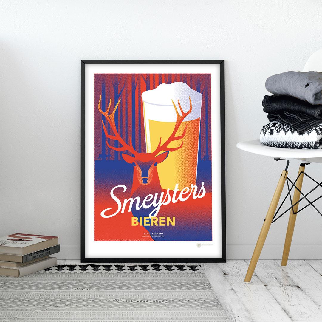 Poster-Frame-Smeijsters-Bieren